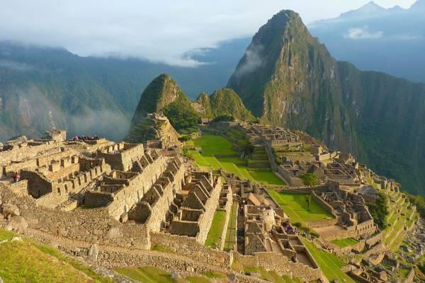AMANECER DEL INCA